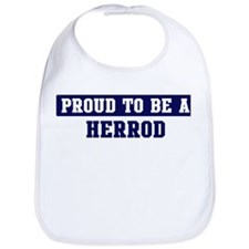 Proud to be Herrod Bib