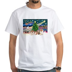 Xmas Magic & Chow Shirt