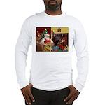 Santa's Chow Chow Long Sleeve T-Shirt