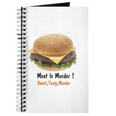Meat is Murder Sweet,Tasty,Mu Journal