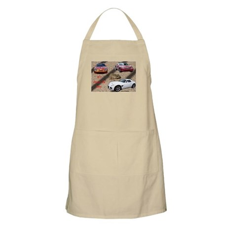 It's About The Cars BBQ Apron