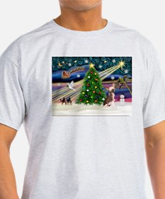 XmasMagic/Crested (#1) T-Shirt