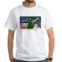 Xmas Magic & Eskimo Spitz Shirt