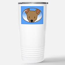 Anime Chihuahua Stainless Steel Travel Mug