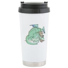 Baby Dragon Travel Coffee Mug