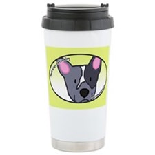 Anime Blue Heeler Travel Mug