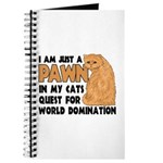 Cat's World Domination Journal