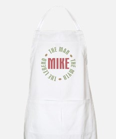Mike Man Myth Legend BBQ Apron