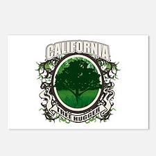 Tree Hugger California Postcards (Package of 8)