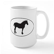 Suffolk Punch Coffee Mug