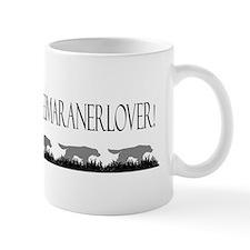 Longhaired Weimaraner Lover Mug