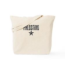 Palestine Star Tote Bag