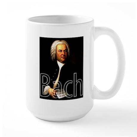 Bach Large Mug