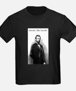 Lincoln. Abe Lincoln. T