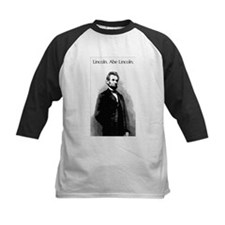Lincoln. Abe Lincoln. Tee