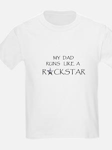 Rockstar Dad T-Shirt