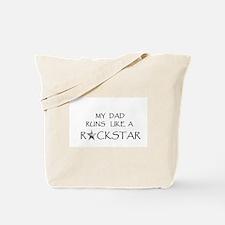 Rockstar Dad Tote Bag