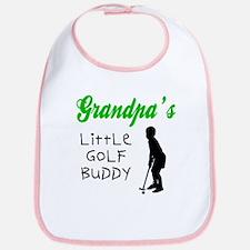 Grampa's Golf Buddy Bib