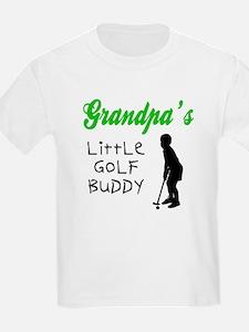 Grampa's Golf Buddy T-Shirt