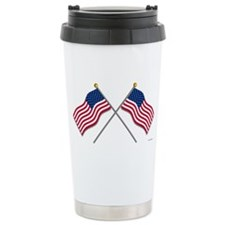 Patriot Gear Stainless Steel Travel Mug