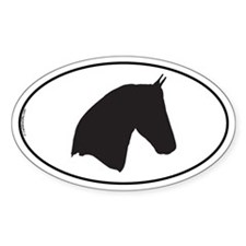 Rocky Mountain Oval Decal