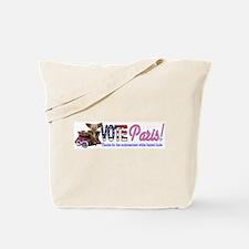 Vote Paris! Tote Bag