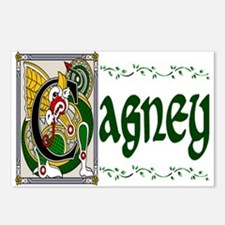 Cagney Celtic Dragon Postcards (Package of 8)