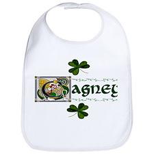 Cagney Celtic Dragon Bib