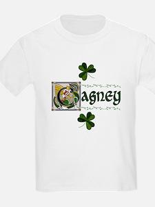 Cagney Celtic Dragon Kids T-Shirt