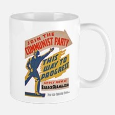 Join The Communists! Mug