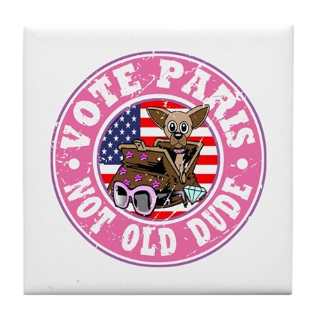 Not Old Dude! Tile Coaster