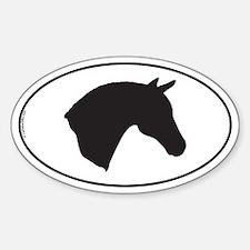 Oldenburg Oval Bumper Stickers