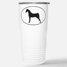 Morgan Horse Stainless Steel Travel Mug