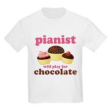 Chocolate Pianist T-Shirt