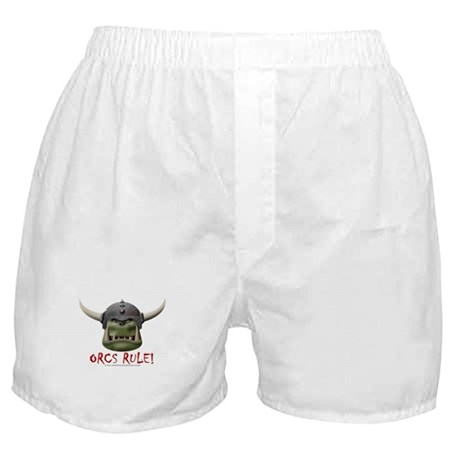 Orcs Rule (2) Boxer Shorts