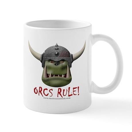 Orcs Rule (2) Mug