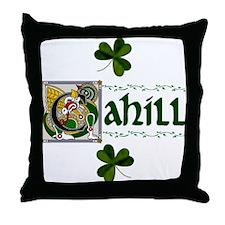 Cahill Celtic Dragon Throw Pillow