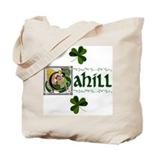 Cahill Celtic Dragon Tote Bag