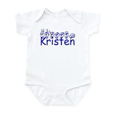 Kristen Infant Bodysuit