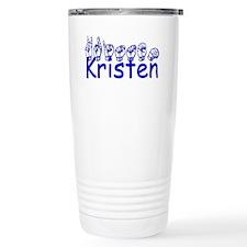 Kristen Travel Mug