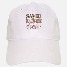 Saved by Grace Cap