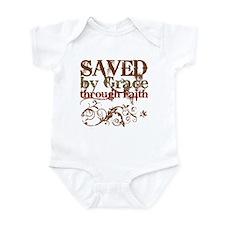 Saved by Grace Infant Bodysuit