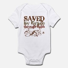 Saved by Grace Infant Bodysuit