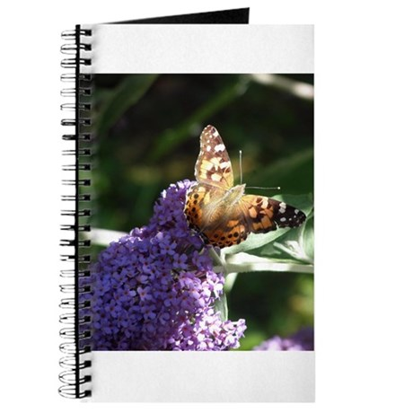 Butterfly Basking in the Light Journal