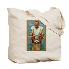The Rower Tote Bag