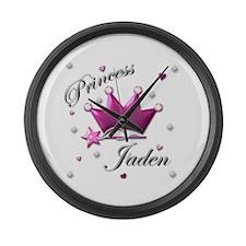 Jaden Large Wall Clock