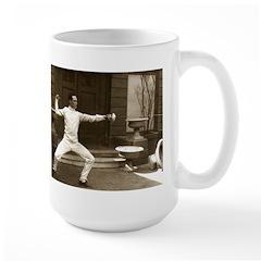 Epee Fencers Fencing Mug