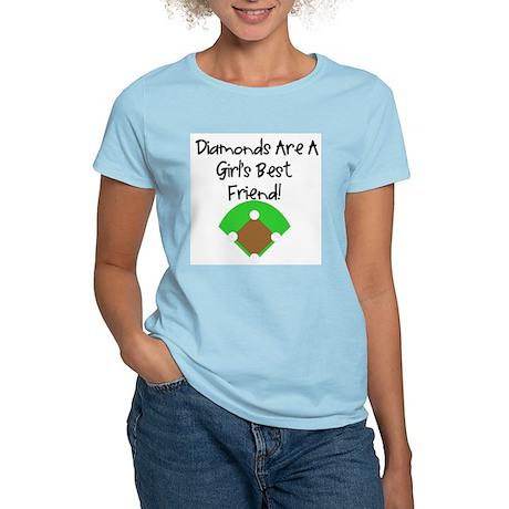 Diamonds Women's Light T-Shirt