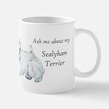 Sealyham Terrier Good Life Mug