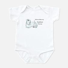 Sealyham Terrier Good Life Infant Bodysuit